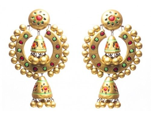 The best terracotta jewellery online only at mirracrafts
