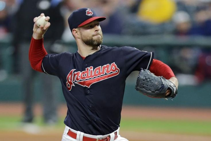 Congrats to the Cleveland Indians' own Corey Kluber who became a two-time Cy Young Award winner last night at the BBWAA dinner! ⚾️🏆 #GoTribe #BBWAA