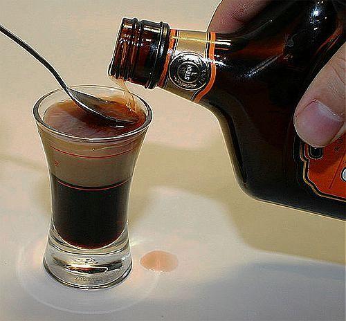 ЛИКЁР «ЧЕРНЫЙ КАПИТАН». | напитки | Постила