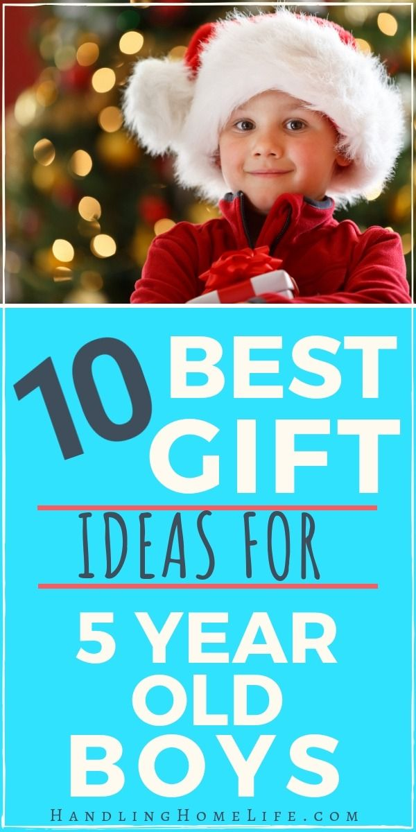 69 Boyz Christmas.10 Best Gifts For 5 Year Old Boys They Are Sure To Love In