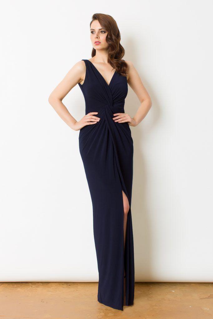Black formal dress. #formaldresses #formalgowns #promdress #promdresses