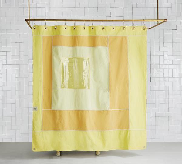 Marfa Hike Canvas E V A Shower Curtain Quiet Town Curtains Shower Curtain Interior Architecture Design