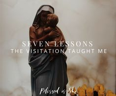 Throughout the month of May, we will be sharing posts focused on journeying alongside the Blessed Virgin Mary. Share your experiences in the comments or on social media using #praywithmary. The church celebrates the Feast of the Visitation on May 31, bringing to a conclusion the month devoted to our Blessed Mother. The account of Mary's Visitation to Elizabeth from Luke's Gospel(Luke 1:39-56) is reflected upon by Catholics in the second Joyful Mystery of the Rosary, and I number it as one…