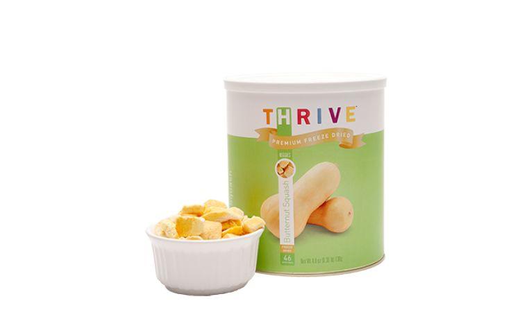Butternut Squash - Freeze Dried