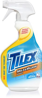 Don't be embarrassed to admit you have mold and mildew in your home; every home in the U.S. does!You can get rid of it using #Tilex Mold and Mildew Remover. AD