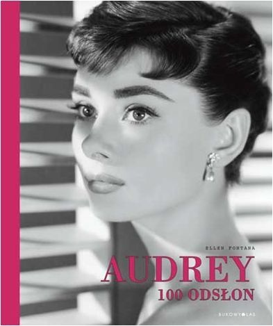 Jeśli jesteście fanami Audrey Hepburn - prawdziwej ikony stylu, zakochacie się w tym pięknym albumie! :)