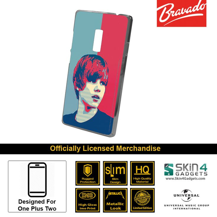Buy Justin Bieber Face Mobile Cover & Phone Case For One Plus Two at lowest price online in India only at Skin4Gadgets. CASH ON DELIVERY AVAILABLE