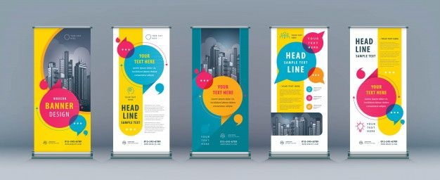 Banner Cdr Templates Free Download (4) - TEMPLATES EXAMPLE ...