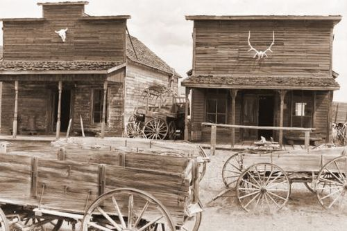 Winter » Old West And Town | Western Outlaw