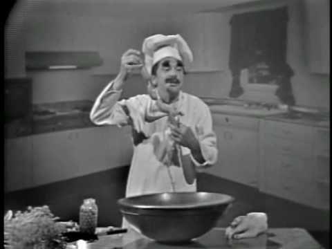 Ernie Kovacs - Chef Miklos Molnar