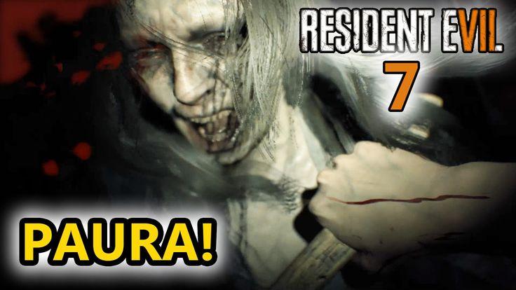 Resident Evil 7 - PAURA...TANTA PAURA! - Su Android! - (Salvo Pimpo's)