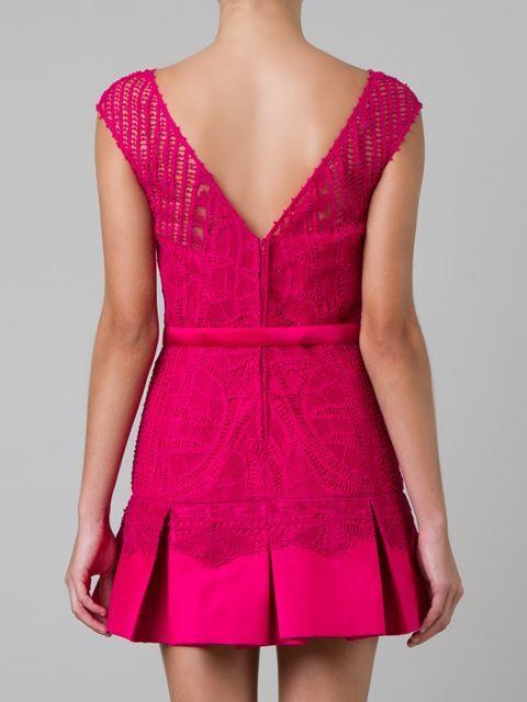 Martha Medeiros Vestido Pink - Martha Medeiros - Farfetch.com R$ 7.980,00