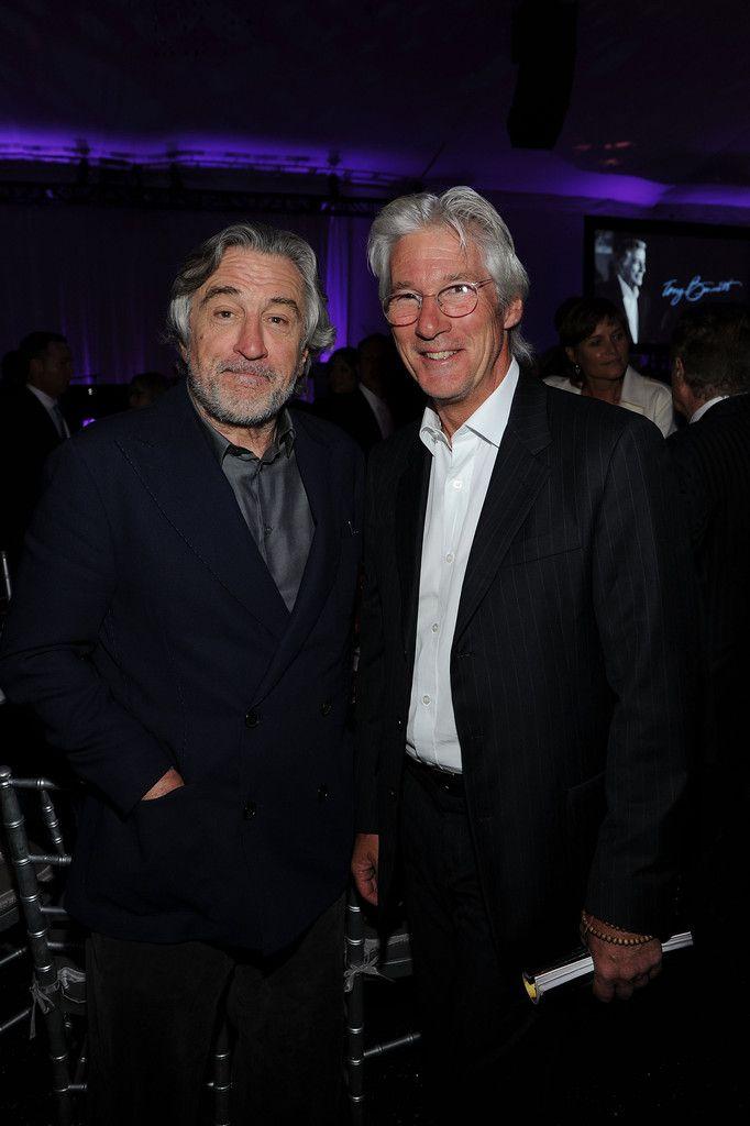 Richard Gere and Robert De Niro