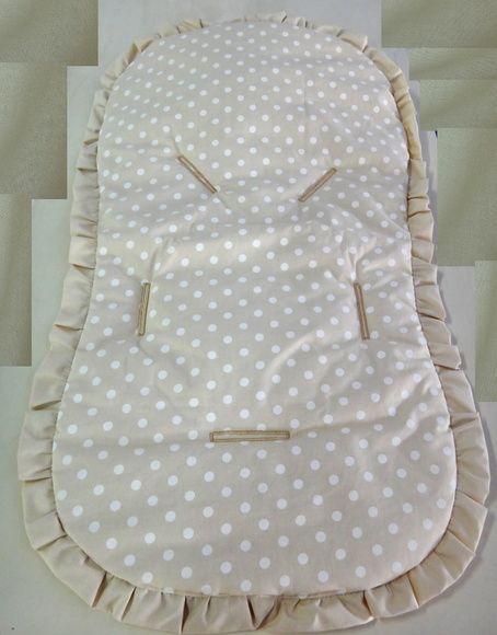 Capa para Bebê Conforto    Única Peça - PROMOÇÃO BLACK FRIDAY    Feito em tecido 100% Algodão para dar mais conforto ao bebê.  .
