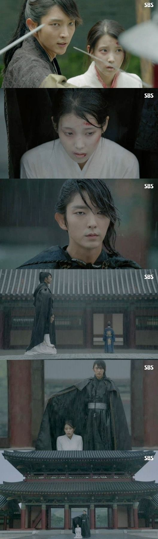 [Spoiler] Added episode 11 captures for the #kdrama 'Scarlet Heart: Ryeo'