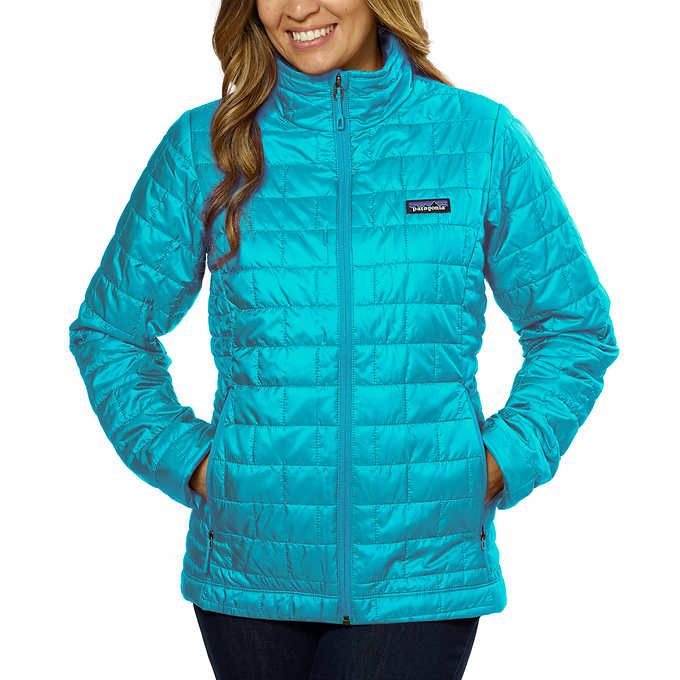 Patagonia Ladies' Nano Puff Jacket | $139 at costco online