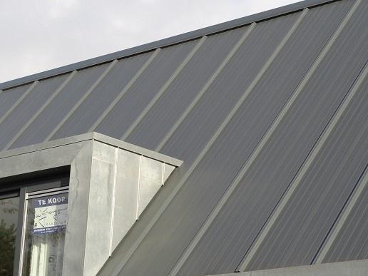 Kingspan Geïsoleerde Panelen / BENCHMARK by Kingspan (product) - Kingspan Lo-Pitch geïsoleerd dakpaneel - PhotoID #159720 - architectenweb.nl