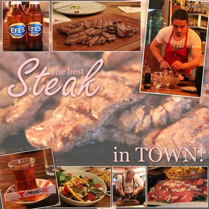 Nusret Steakhouse, Istanbul - Turkey