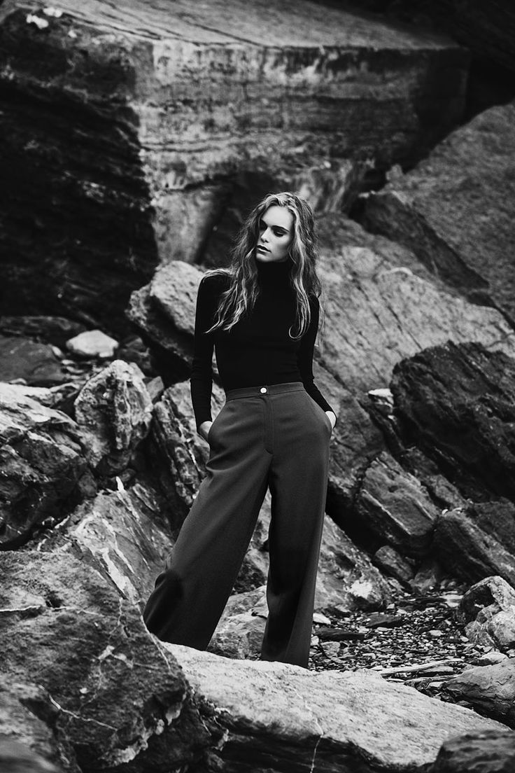 """Martina Vobornikova by Andrea D'Aquino in """"The Wanderer"""" for Fashion Gone Rogue, 2013"""