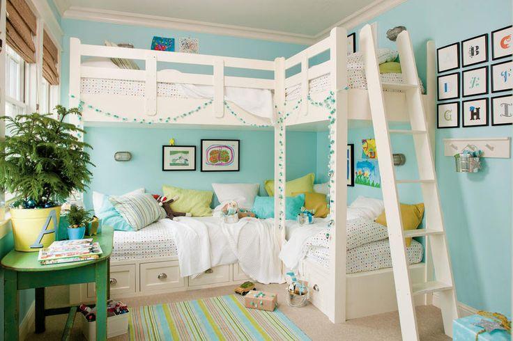 25 Best Ideas About Aqua Blue Bedrooms On Pinterest