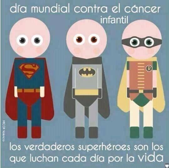 Dia Mundial Contra El Cancer Infantil