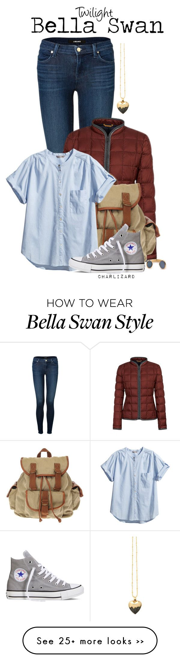 """""""Bella Swan"""" by charlizard on Polyvore"""