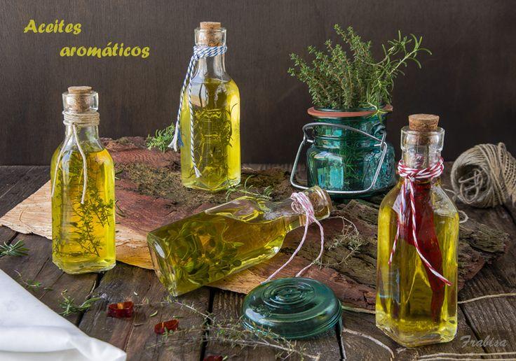 aceites aromáticos