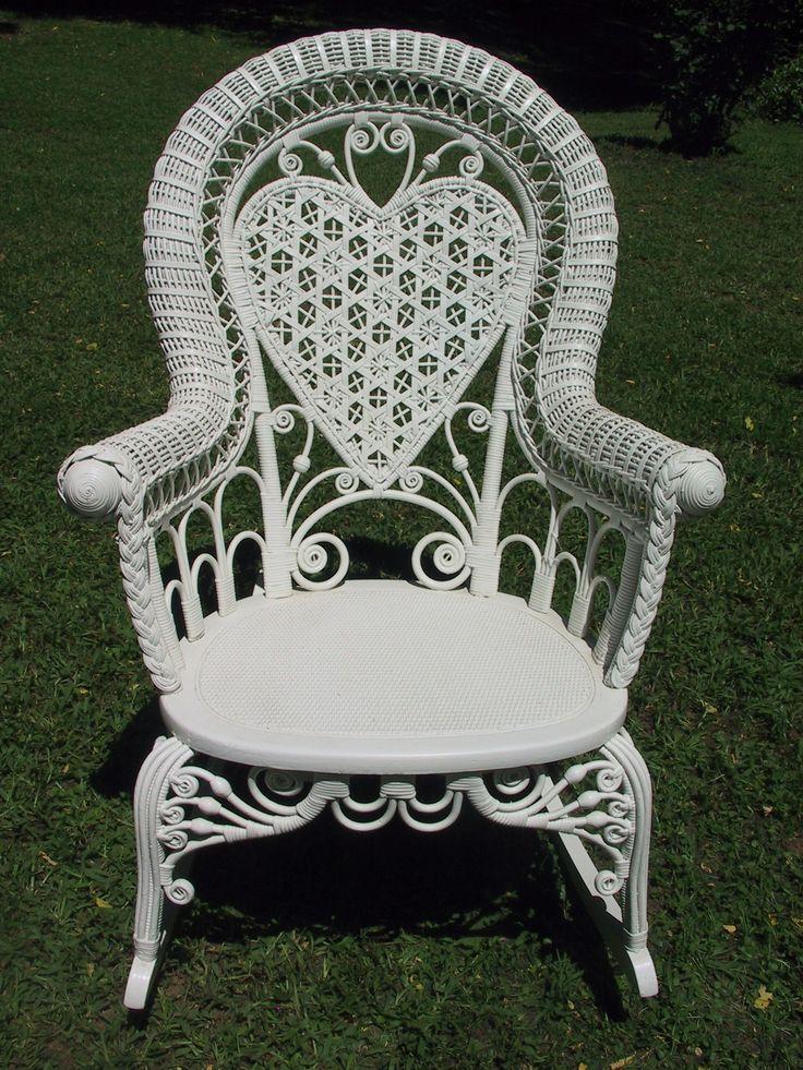 Best 25 White Wicker Ideas On Pinterest White Wicker Furniture White Wicker Patio Furniture