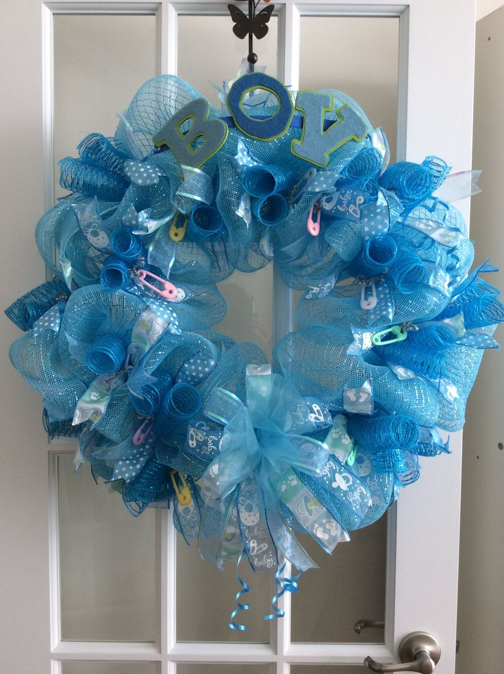 ideas about baby boy wreath on pinterest baby girl wreaths baby