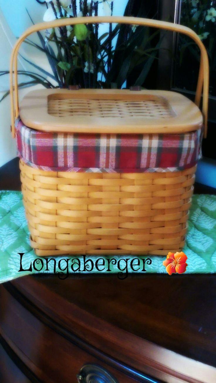 2116 best Longaberger Baskets images on Pinterest