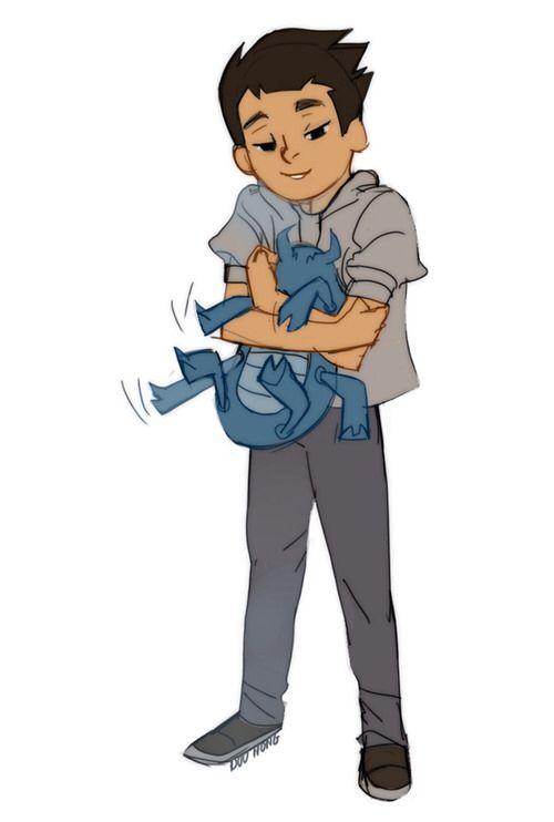 Jaime Reyes and scarab