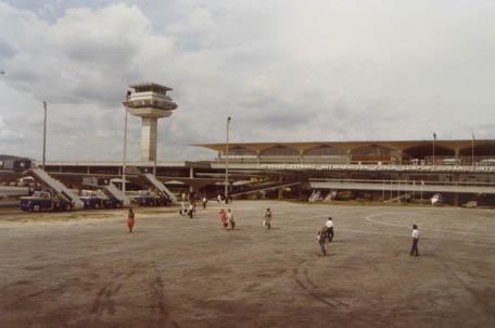 Old Subang Airport: