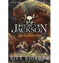 22 best percy jeckson the olympians images on pinterest greek percy jackson and the sea of monsters the graphic novel fandeluxe Image collections