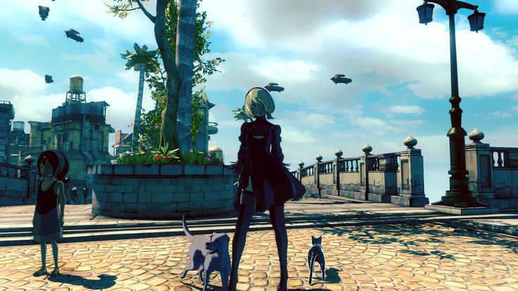 [PSN PS4]Free Gravity Rush 2 Costumes - Nier Automata 2B Dark Angel and PSO2 crossovers http://www.lavahotdeals.com/ca/cheap/psn-ps4free-gravity-rush-2-costumes-nier-automata/199154?utm_source=pinterest&utm_medium=rss&utm_campaign=at_lavahotdeals
