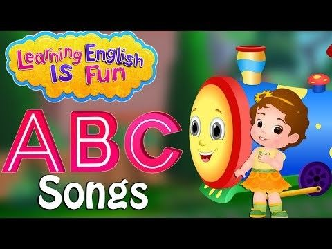 Learning English Is Fun™ | ABC Songs | 3D Animation | English Rhymes. This videos is most funable and lessonable for kids.