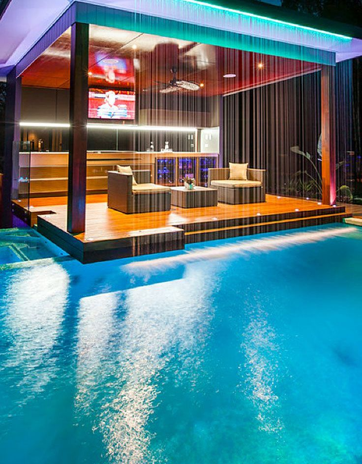 17 Best Images About Luxury Outdoor Pool Design On Pinterest