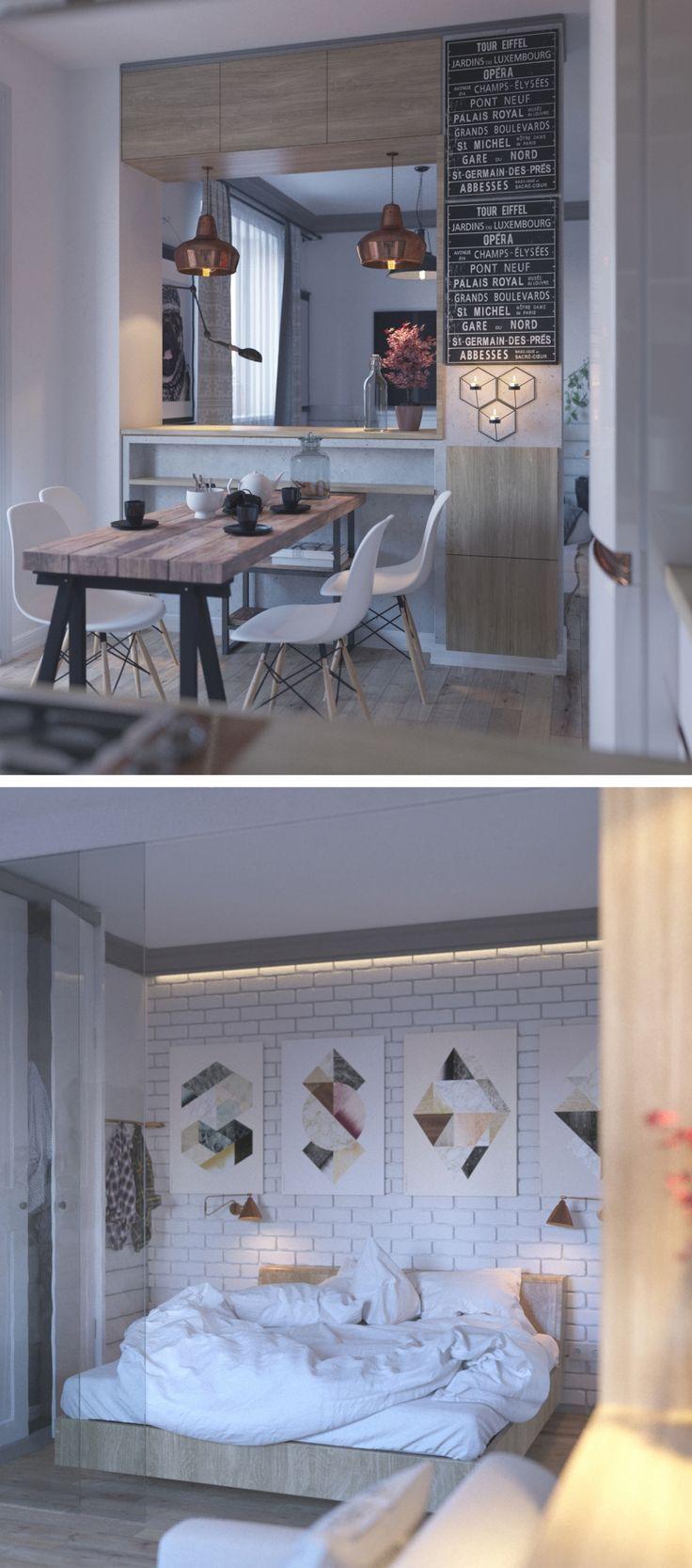 Scandinavian interior - Галерея 3ddd.ru