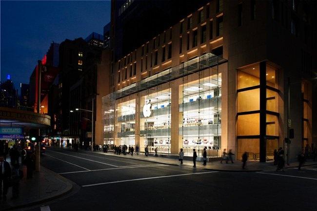 Apple Store de Sydney (Australia)
