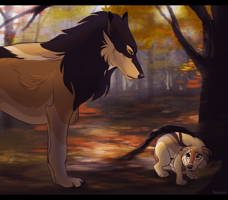 Yellow Anime Wolf 78 Best images about a...