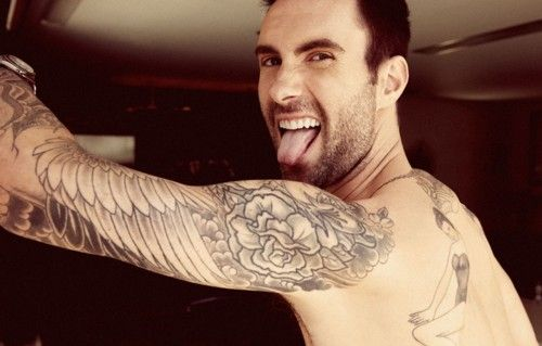 Oh Adam Levine...: Eye Candy, Sexy, Adam Levine, Married Me, This Men, Adamlevine, Things, Beautiful People, Tattoo