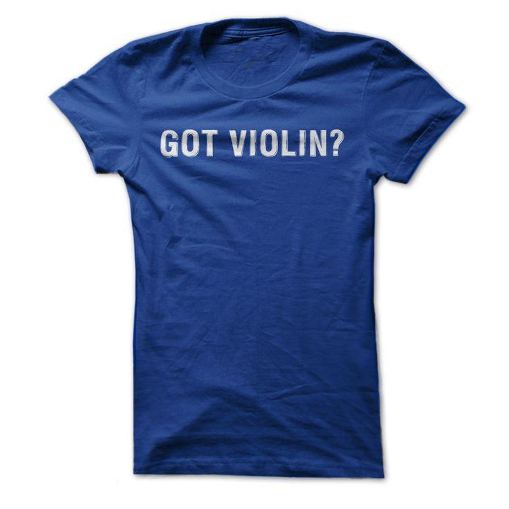 Got Violin?