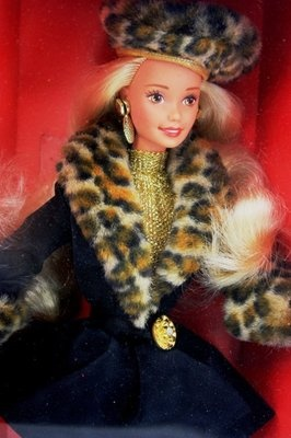 1995 Limited Edition Spiegel Shopping Chic Barbie Doll by Mattel 14009 | eBay