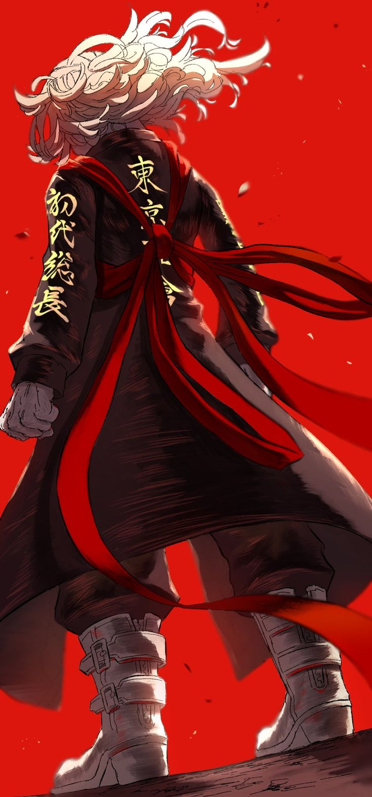 on anime akatsuki anime character design