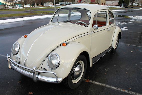 1965 vw beetle - My first car bought in 1978, loved it to bits...