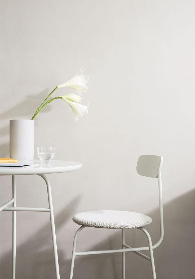 MENU Afteroom Bar Chair, Afteroom Café Table