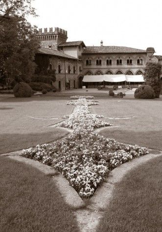 Il parco del Castello di Marne