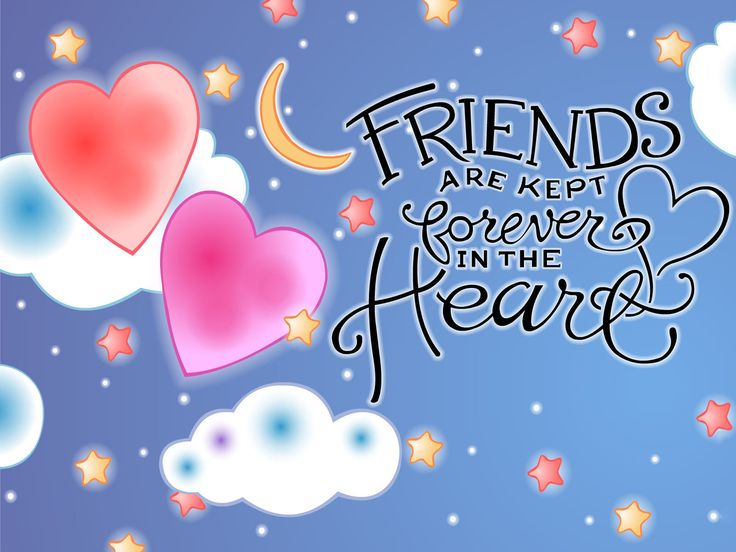 45 best images about Friends – Friendship Valentines Day Cards