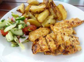 Grilované kuracie prsia v orientálnej marináde, recept s názvom - Grilované kuracie prsia v orientálnej marináde. Recept je zaradený do kategórie Kuracie mäso, Mäsité jedlá a ryby