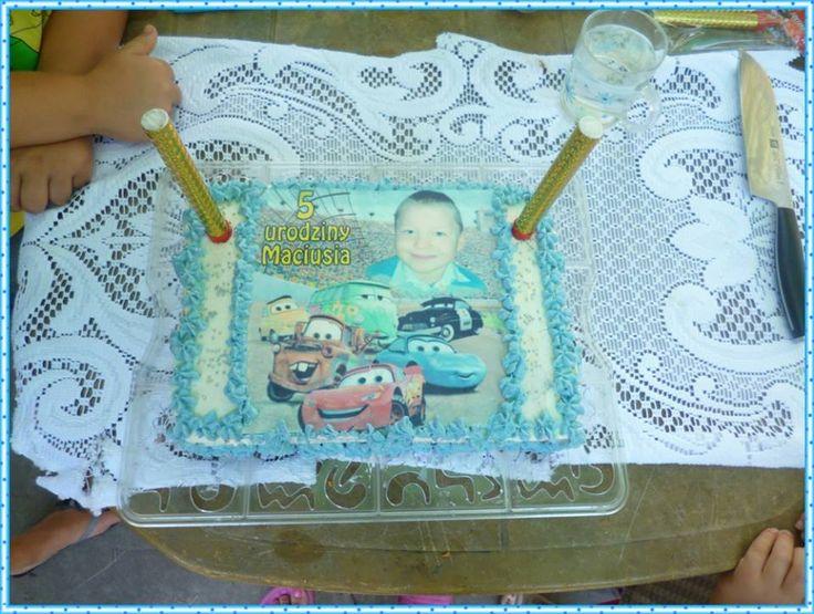 Tort dla Siostrzeńca :)