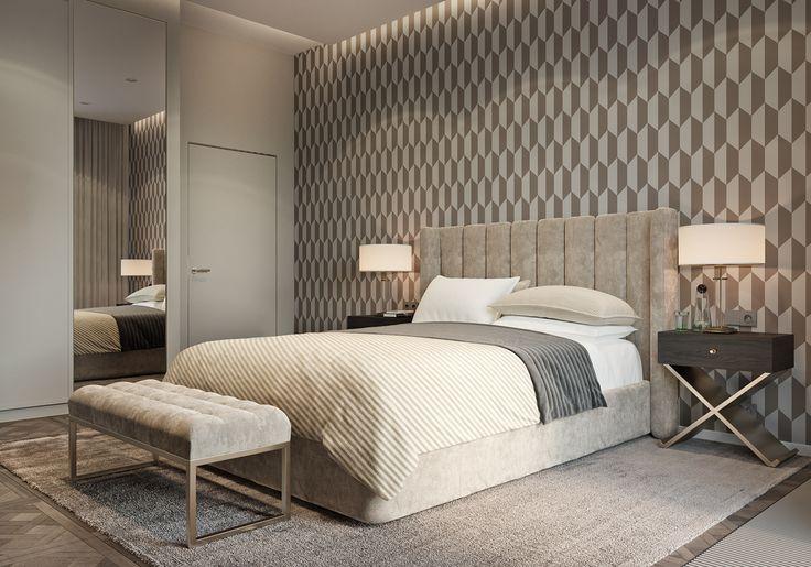 456 melhores imagens de bedrooms no pinterest quartos - Residence principale de luxe kobi karp ...